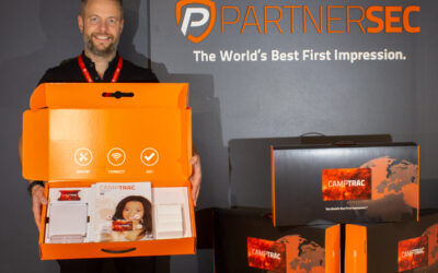 PartnerSec launches APV door environment in a box: CampTrac Ready-To-Go™